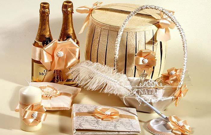 Свадебные аксессуары, свадебные наборы