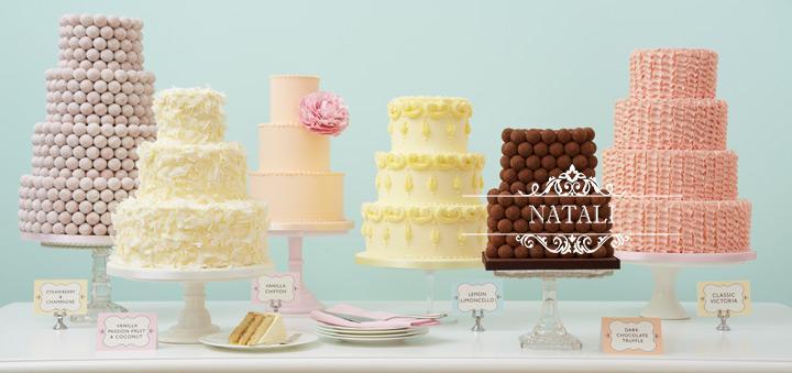 Красивые свадебные торты для вашей незабываемой свадьбы