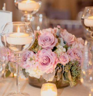 Подсвечники свадебные
