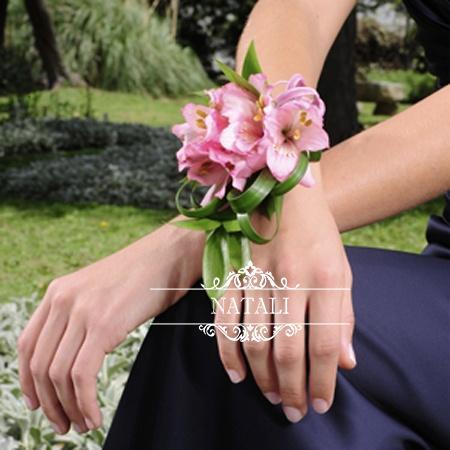 Квіткові браслети