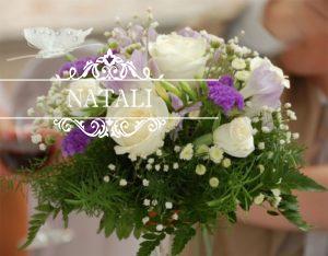 гостевая композиция на свадебный стол