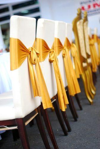 Свадебные банты на стулья, прокат и продажа