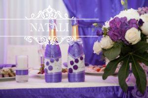 Свадебное шампанское для продажи