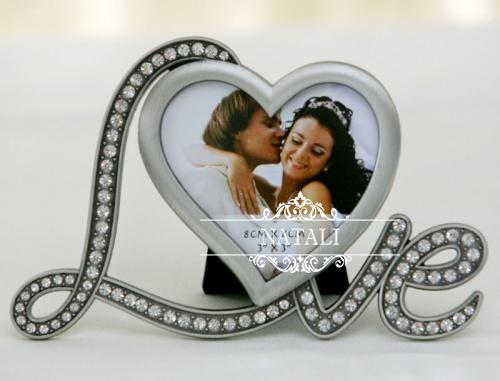 Рамочка для свадебной фотографии Love