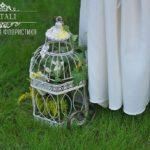 свадебный декор, летняя свадьба в ресторане