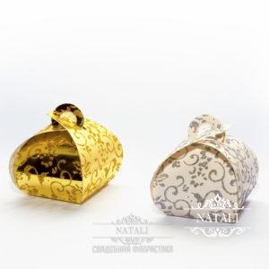 Бонбоньерка для конфет СУНДУЧОК