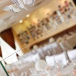 свадебный декор бабочки