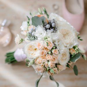 Свадебный букет невесты Очарование
