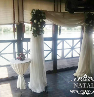 Свадебная арка